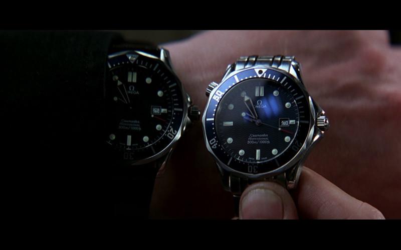 Omega Seamaster Professional 300m Men's Watches in GoldenEye (1995)