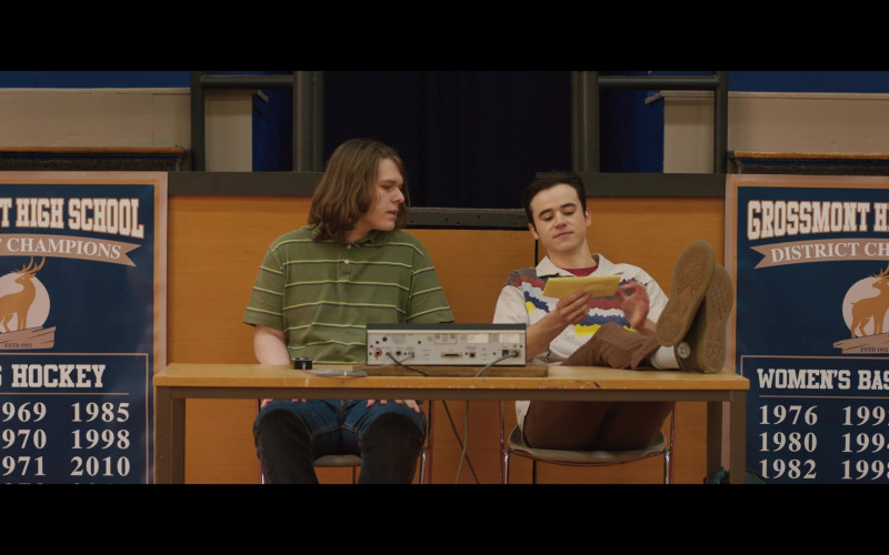 PF Flyers Men's Shoes of Keean Johnson in The Ultimate Playlist of Noise