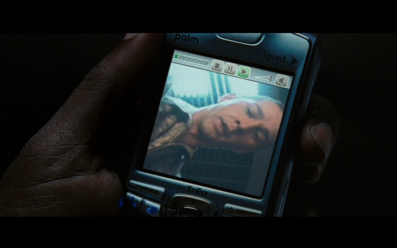 Palm Treo Sprint Smartphone in Eagle Eye (2008)
