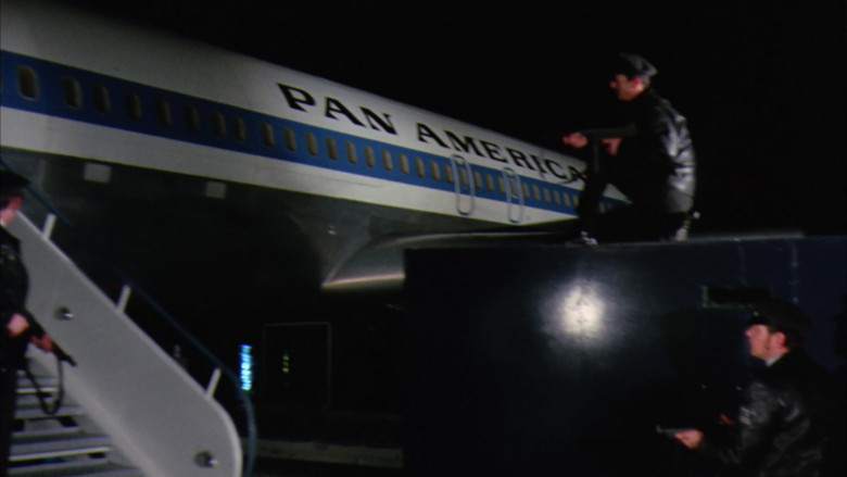 Pan American Airways in Willy Wonka & the Chocolate Factory Movie