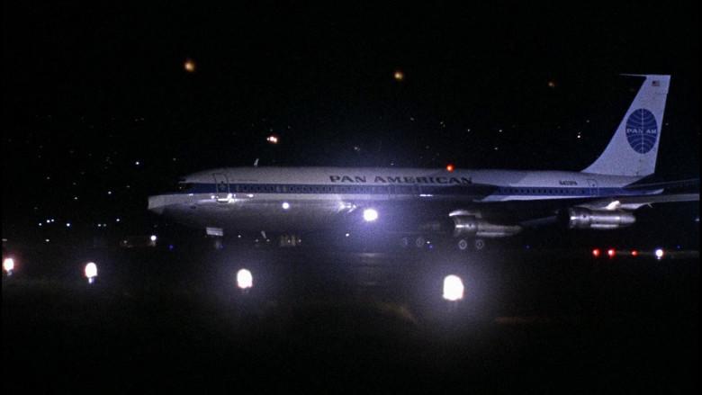 Pan American World Airways in Bullitt (1968)