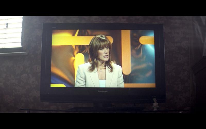 Panasonic television in Blitz (2011)