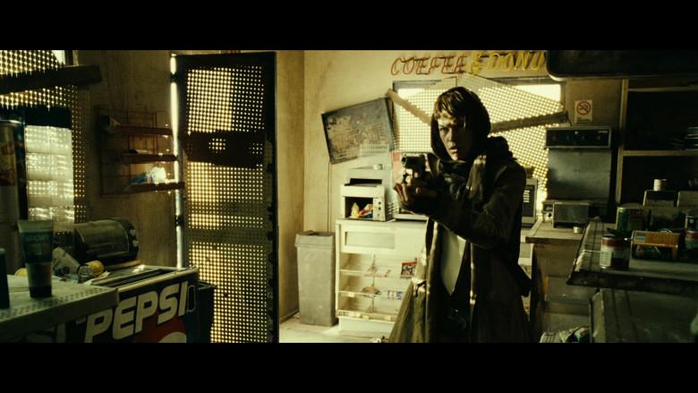 Pepsi Soda in Resident Evil Extinction (1)