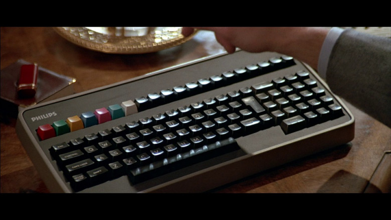 Philips Keyboard in A View to a Kill (1985)