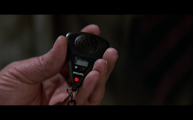 Philips Keyfinder in The Living Daylights (1987)