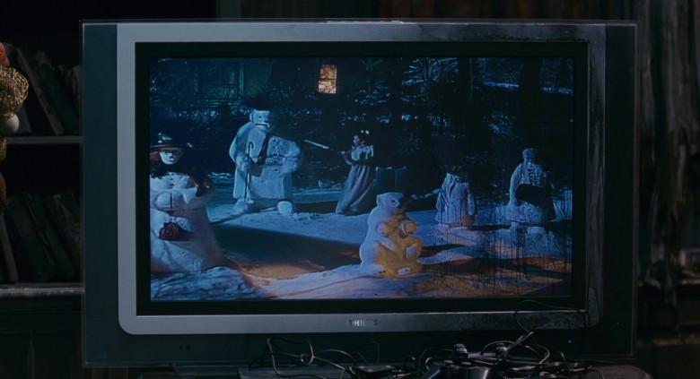 Philips TV in Deck the Halls (1)