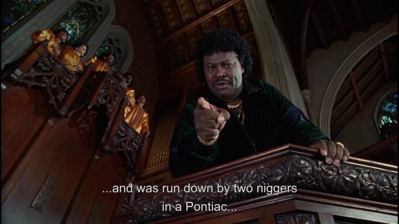 Pontiac in The Bonfire of the Vanities (1990)