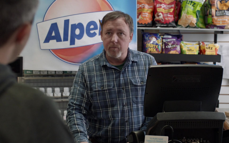 Popchips and UTZ Snacks in Search Party S04E01