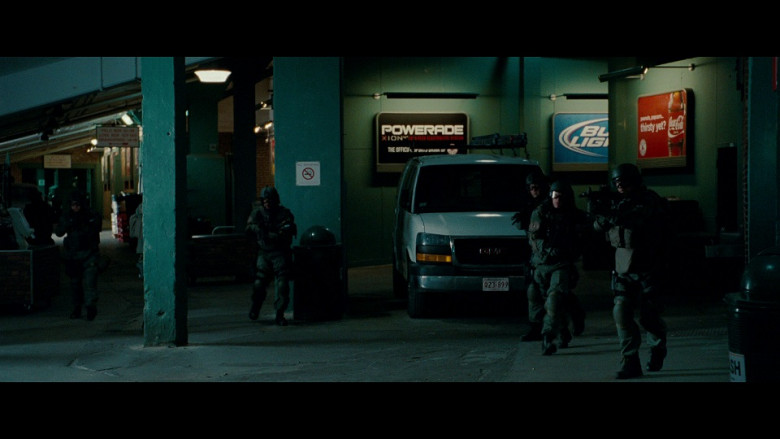 Powerade, Coca-Cola & Bud Light in The Town (2010)