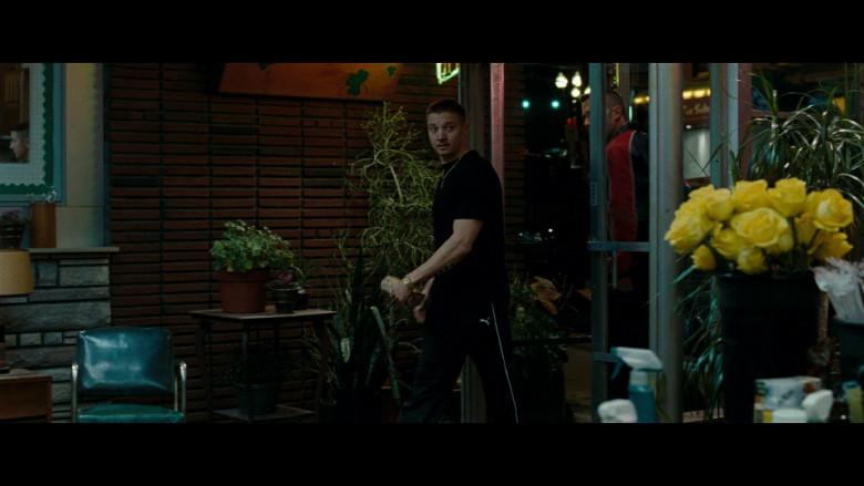 Puma Men's Pants of Jeremy Renner in The Town (2010)