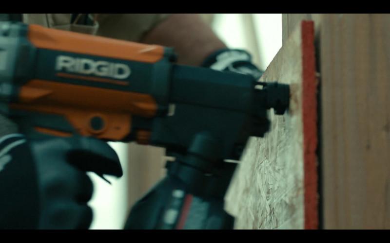 RIDGID Power Tools in Coyote S01E01 (3)