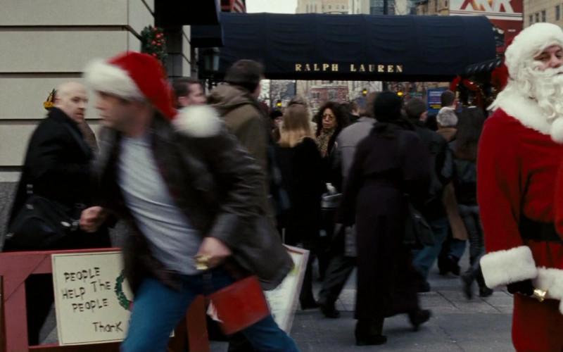 Ralph Lauren Store in Fred Claus (2007)
