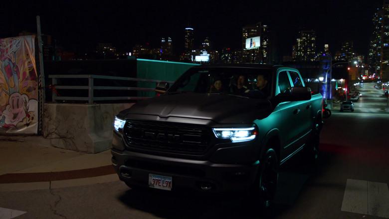 Ram 1500 Pickup Truck in Chicago P.D. S08E04 TV Series (4)