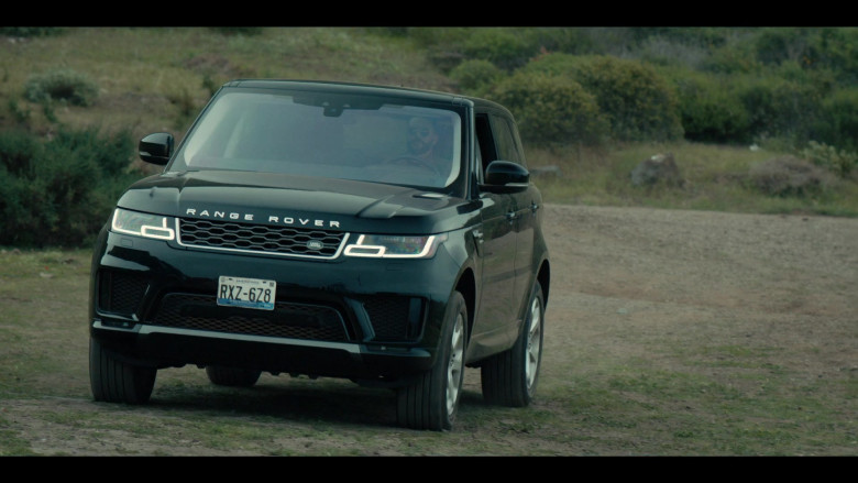 Range Rover Car in Coyote S01E05 King Tide (2021)