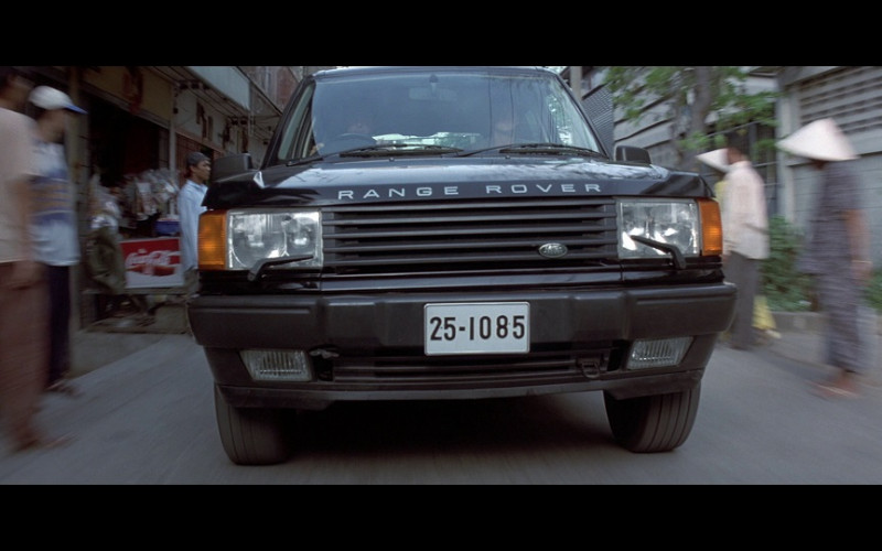 Range Rover Car in Tomorrow Never Dies (1997)