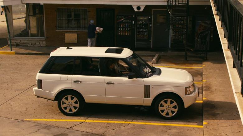 Range Rover White Car in Cash (2010)