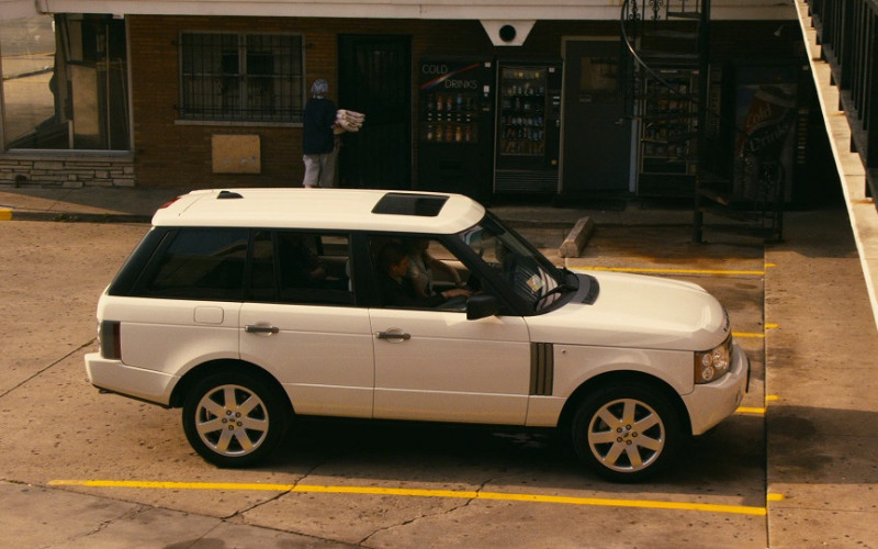 Range Rover White Car in Cash (2010)