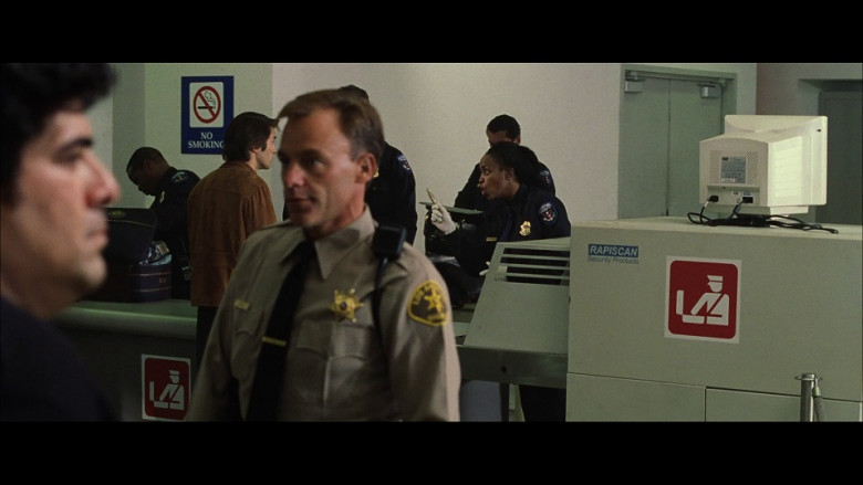 Rapiscan Systems in S.W.A.T. (2003)