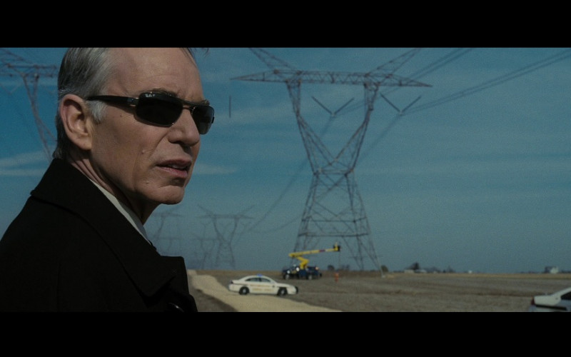 Ray-Ban RB3302 Men's Sunglasses of Billy Bob Thornton as Tom Morgan in Eagle Eye (2008)