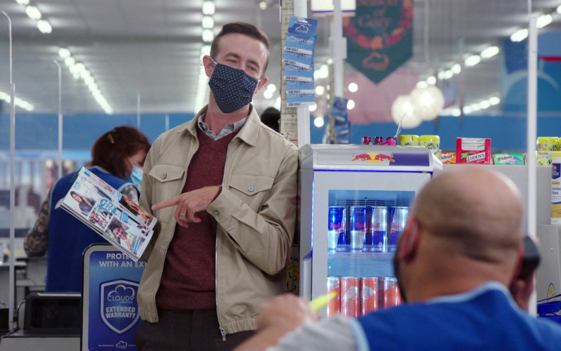 Red Bull, Luden's, Trident in Superstore S06E06 Biscuit (2021)