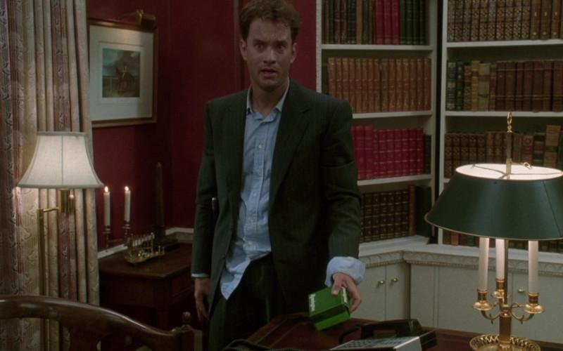 Remington Ammunition Held by Tom Hanks as Sherman McCoy in The Bonfire of the Vanities (1990)