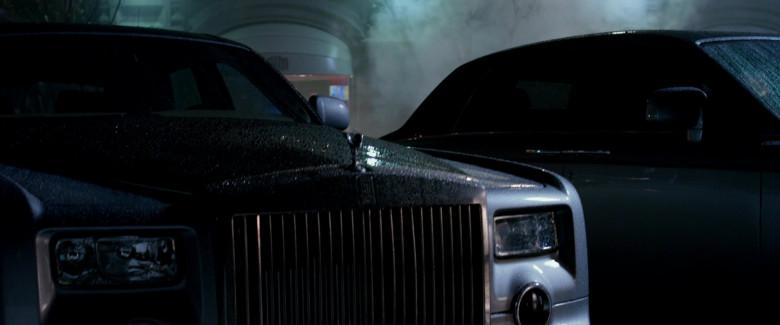 Rolls-Royce Phantom Cars in Resident Evil Retribution (1)