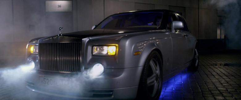 Rolls-Royce Phantom Cars in Resident Evil Retribution (3)