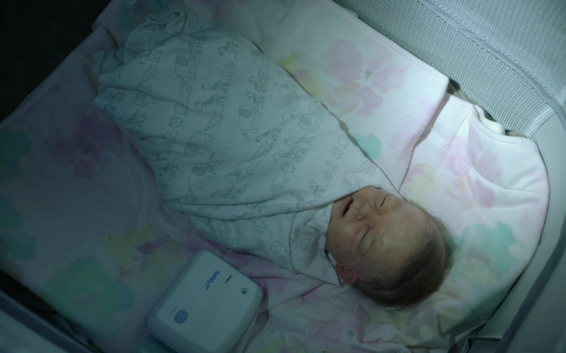 Safety 1st HD Wi-Fi Baby Monitor in 9-1-1 S04E02 Alone Together (2021)
