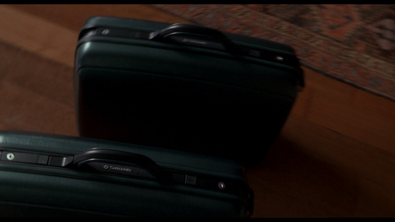 Samsonite Suitcases in Ransom (1996)