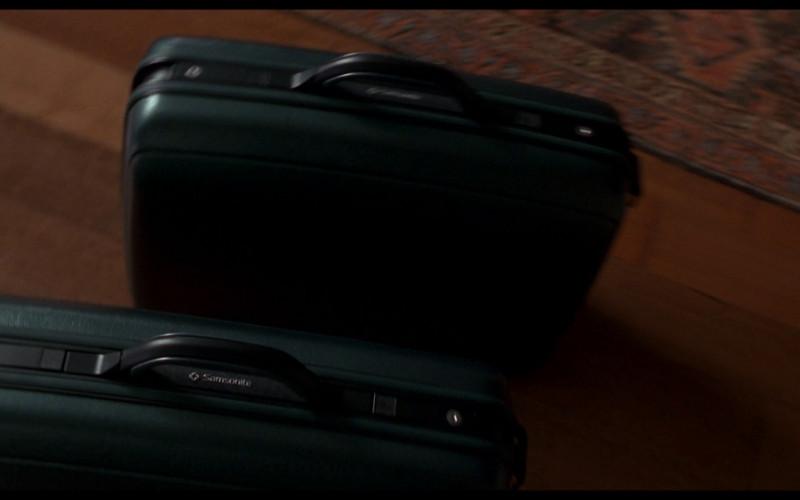 Samsonite Suitcases in Ransom (1996)