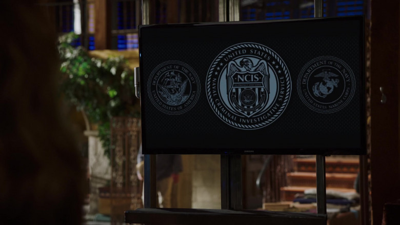 Samsung Televisions in NCIS Los Angeles S12E07 (2)