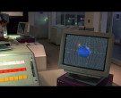 Silicon Graphics Monitor and Indigo2 Workstation in The Peac...