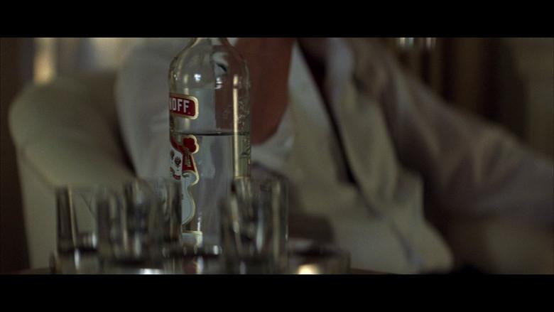 Smirnoff vodka in Tomorrow Never Dies (1997)