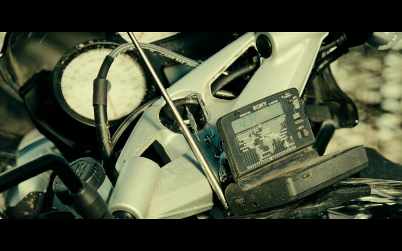 Sony Device in Resident Evil Extinction (2007)