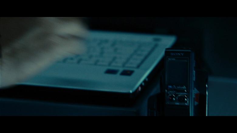 Sony Digital Voice Recorder in Resident Evil Extinction (2007)