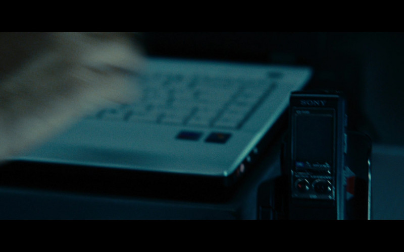Sony Digital Voice Recorder in Resident Evil Extinction (2007)
