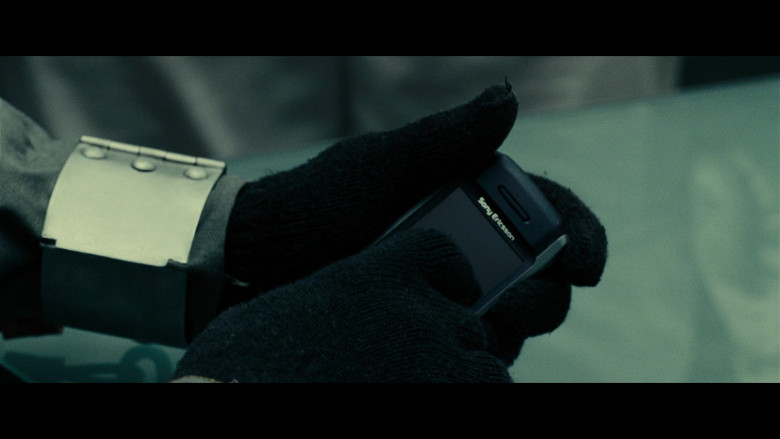 Sony Ericsson Mobile Phone in Resident Evil Extinction (2007)