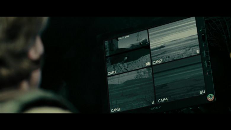 Sony Monitor in Resident Evil Extinction (2007)