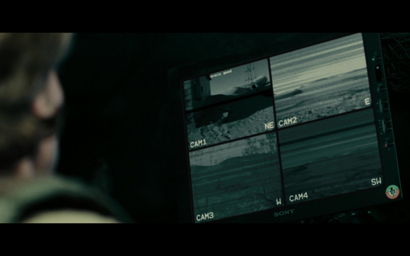 Sony Monitor in Resident Evil Extinction (2007)