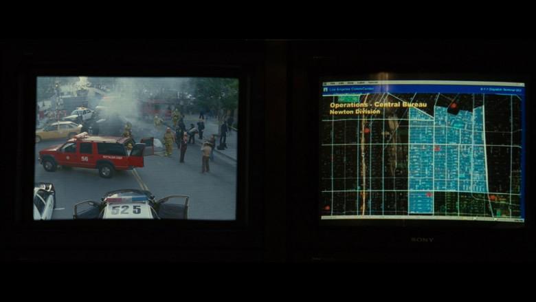 Sony Monitor in S.W.A.T. (2003)