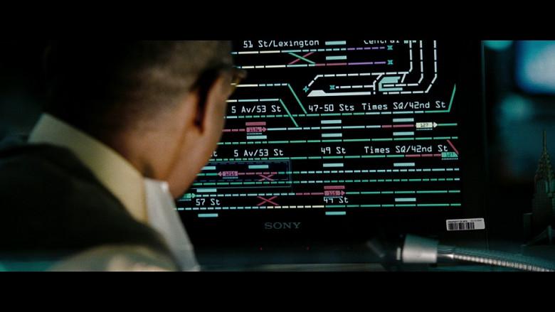 Sony Monitor in The Taking of Pelham 123 (2009)
