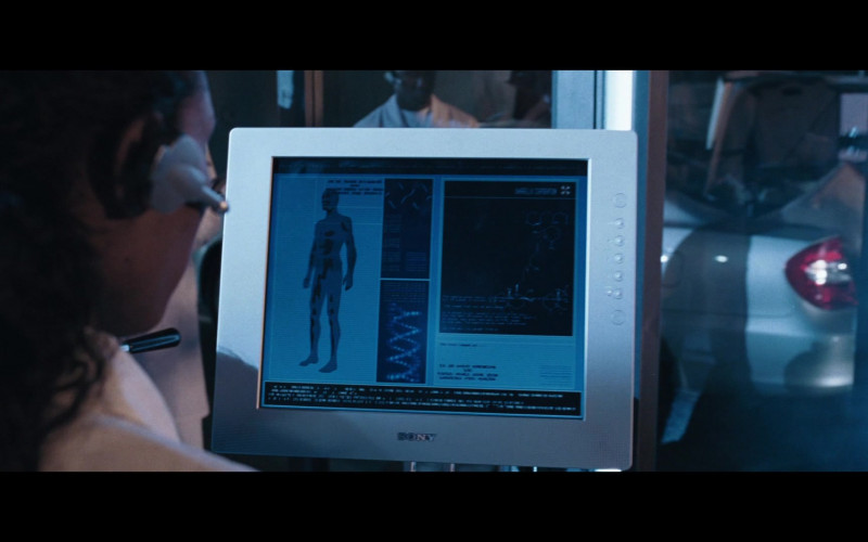 Sony Monitors in Resident Evil Apocalypse (1)