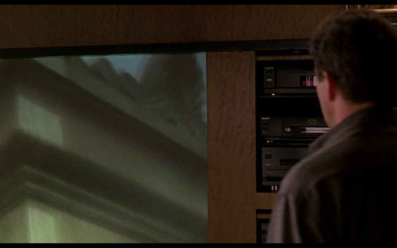 Sony Multimedia Devices in Ransom (1996)