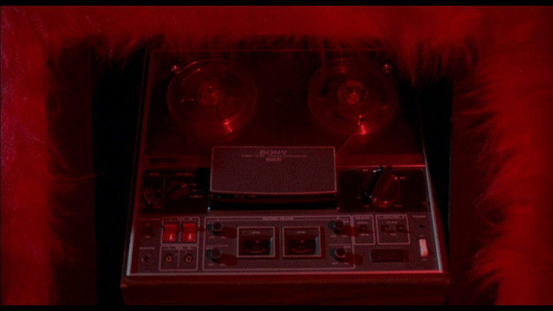 Sony Sound System in The Blues Brothers (1980)