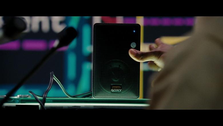 Sony Speaker in The Taking of Pelham 123 (2009)