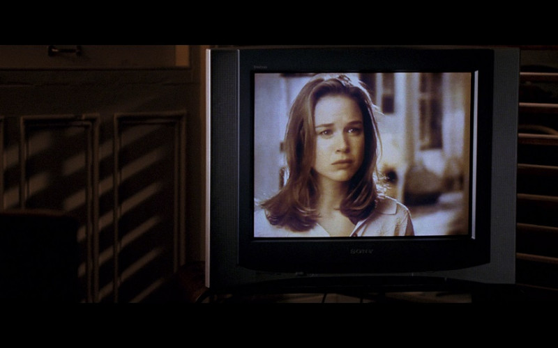 Sony Television in Hitch (2005)