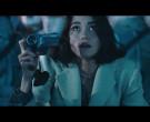 Sony Video Camera of Sandrine Holt as Terri Morales in Resid...