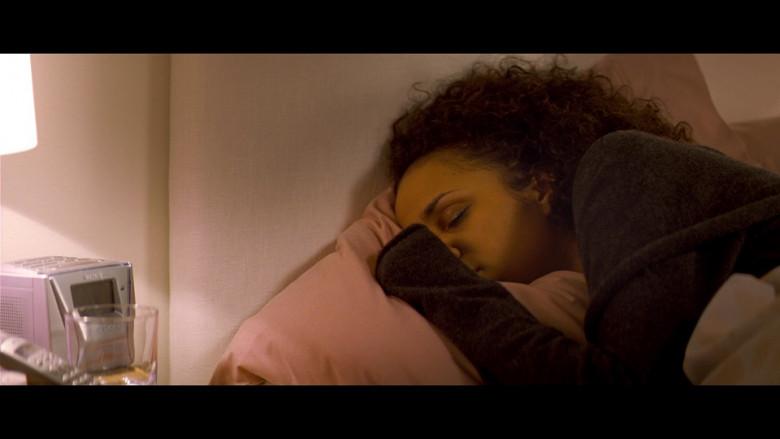 Sony alarm clock in Blitz (2011)