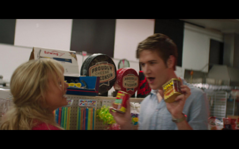 Spam Canned Meat Held by Dr. Ryan Cooper in Promising Young Woman (2020)