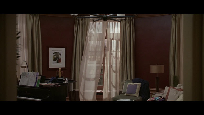 Steinway & Sons Piano in Don't Say a Word (2001)